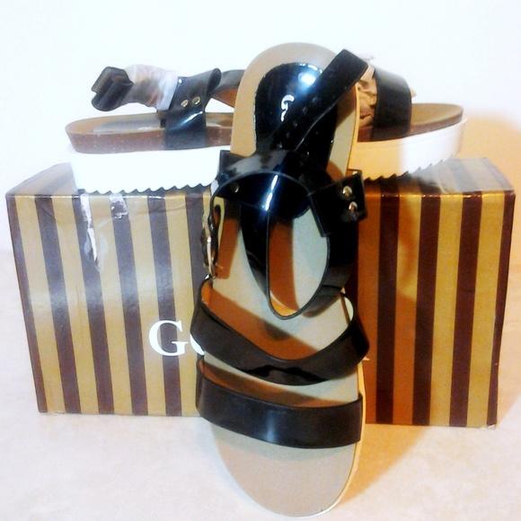 ba345e6b902f Lady Godiva Women s Wedge Sandals
